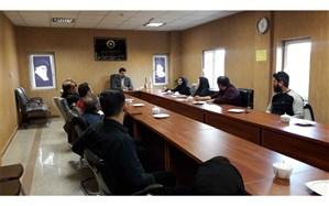 برگزاری جلسه پیشگیری از شیوع کرونا ویروس در مراکز اقامتی بهزیستی شهرقدس