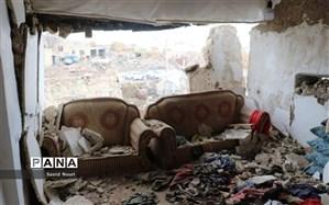 زلزله قطور خوی؛ از تخریب 3500 واحد مسکونی و چندین مدرسه تا سرمای ادامه دار
