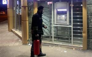 ضدعفونی خیابانهای رشت برای مقابله با کرونا