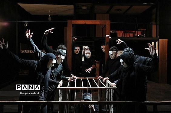 اجرای نمایش «استقلال پشت پرده»