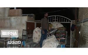 سیلاب، نورآبادی ها در لرستان را مجبور به ترک منازل کرد