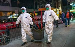 کاهش فروش غذاهای آماده در قرنطینه کرونا