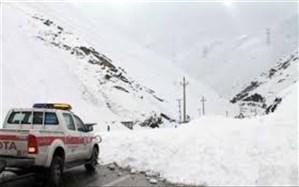محورهای هراز و فیروزکوه باز و ۳۴ جاده مسدود اعلام شد