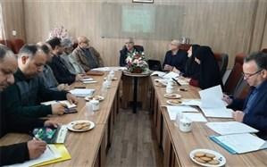 کمیته پیش دبستانی استان البرز برگزار شد