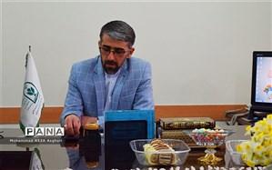 عباس زاده: هفته تربیت اسلامی فرصتی برای قدردانی از زحمات جهادگران تربیت است