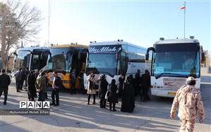 ۲ هزار و ۵۰۰ دستگاه اتوبوس برای بازگشت زمینی زائران از مرز مهران در حالت آمادهباش هستند