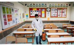 پایگاه تغذیه سالم مدارس و سامانه اسکان نوروزی تا اطلاع ثانوی تعطیل است
