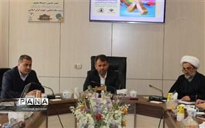 دیدار کارشناسان معاونت پرورشی با مدیرکل جدید آموزش و پرورش قزوین