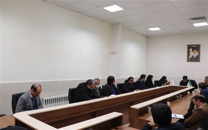 برگزاری جلسه ستاد مدیریت بحران در شهرقدس
