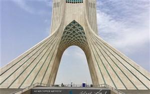 «زیبایی های طبیعت» در برج آزادی دیدنی می شوند