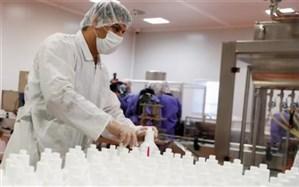 مشکل مواد ضدعفونی کننده تا دو هفته دیگر حل میشود