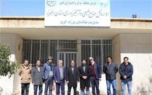 ظرفیت بالای نهالستان  منابع طبیعی البرز در تامین نهال سایر استان ها