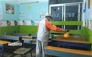اختصاص ۱۱ میلیارد ریال برای پیشگیری از کرونا در مدارس خراسان شمالی