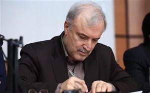 نامه وزیر بهداشت به رییس صدا و سیما درمورد کرونا