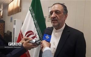 بازدید سفیر ایران در افغانستان از گمرک دوغارون