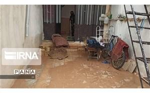 سیل به ۸۵۳ واحد مسکونی در بروجرد خسارت زد
