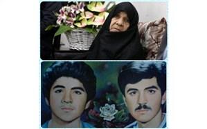 رئیس سازمان دانش آموزی استان قزوین درگذشت مادر شهیدان فهمیده را تسلیت گفت