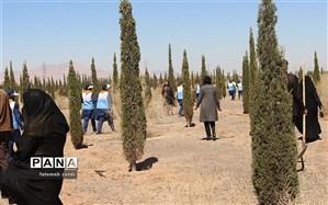 کاشت 150 هزار اصله نهال در روز درختکاری امسال در فارس