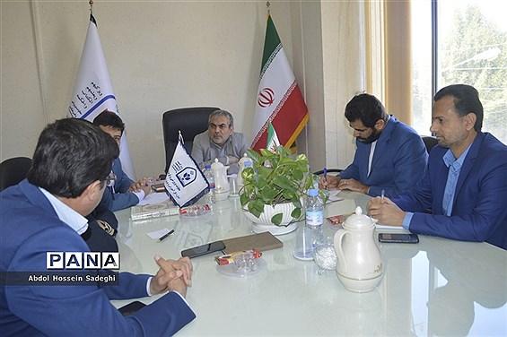 جلسه ستاد هماهنگی جشن نیکوکاری استان بوشهر