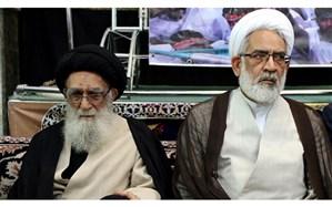 پیام تسلیت امام جمعه شهرستان ورامین به دادستان کشور