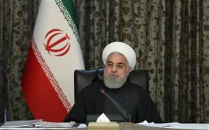 روحانی: زنجیره شیوع کرونا را باید قطع کنیم