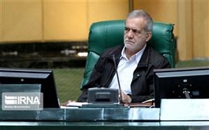 پزشکیان: اذن رهبر انقلاب، کشور را از بحران خلاء بودجه نجات داد