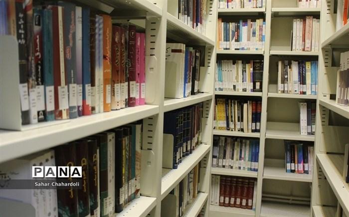 بازدید رئیس سازمان دانشآموزی همدان از مرکز مدیریت اسناد و کتابخانه ملی منطقه غرب کشور