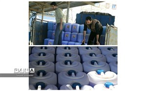 تهیه ۱۰۰ هزار لیتر مایع دستشویی برای مدارس استان گلستان