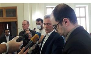 بهداشت جهانی توصیه ای برای اعمال محدودیت پروازی در ایران نکرده است