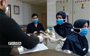 تجلیل و قدردانی  ورزشکاران باشگاه های ورزشی  ابرکوه از پرسنل بیمارستان خاتم الانبیا