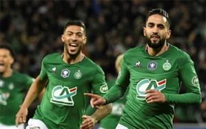 جام حذفی فرانسه؛ ستاره الجزایری حریف پولدارها را معرفی کرد