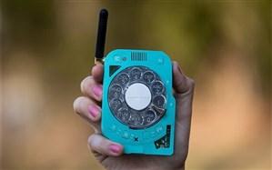 تولد یک تلفن همراه از دل تلفنهای قدیمی!