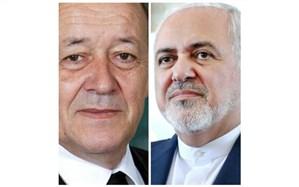 رایزنی وزیران امور خارجه ایران و فرانسه در ارتباط با ویروس« کرونا »و مسائل کنسولی