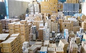 کشف ۳۸ هزار دستکش لاتکس و هزار لیتر مواد ضدعفونی