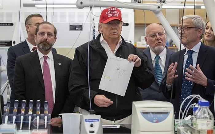 ترامپ: باید پزشک میشدم!