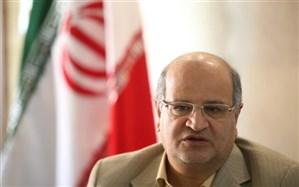 زالی:  استمرار افزایش مبتلایان به کرونا در تهران؛ هنوز پایتخت در شرایط مطلوب کنترل کرونا نیست