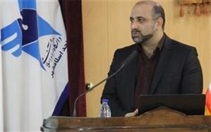 فعالیت هفده هزار وپانصد دانشجو و ۹۰۰ استاد در شبکه آموزش الکترونیکی واحد اسلامشهر