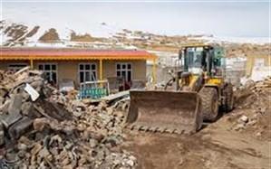 آواربرداری خانههای زلزلهزده خوی به ۲۵۰ دستگاه افزایش یافت