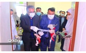 اولین کارگاه تولید ماسک آموزش و پرورش استان گلستان افتتاح شد