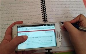 دلنوشته دانشآموز شیرازی از حال و هوای کلاسهای مجازی و ماندن در خانه