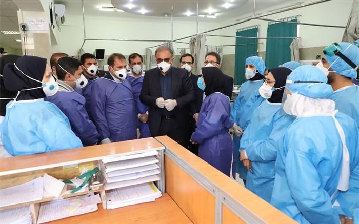 بیمارستان علی اصغر شیراز