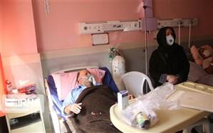 بهبود ۵۷ درصد بیماران در گیلان؛ هنوز ۱۲۶۰ نفر بستری هستند
