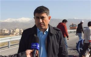 استاندار البرز بهره برداری از پل قزلحصار را پس از ۲۰ سال انتظار به مردم نوید داد