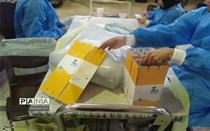 توزیع ۷ هزار بسته بهداشتی در مناطق محروم گرگان