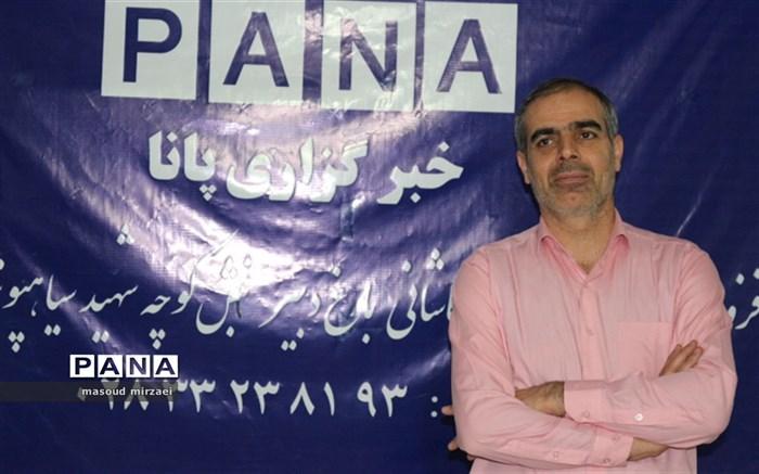 محمود اصغری سازمان دانش آموزی قزوین