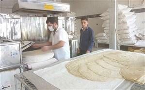 فعالیتهای نانوایی شهرستان ارومیه به هیچوجه تعطیل نمیشود