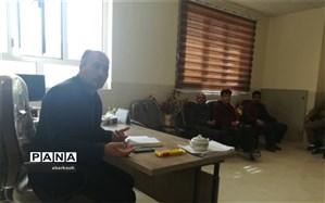 اقدامات آموزشی اداره آموزش وپرورش ابرکوه در ایام تعطیلی مدارس به علت بیماری کرونا
