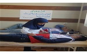 هلال احمر خراسان جنوبی: شرکت ۴۱۹داوطلب در طرح قرارداد مهربانی