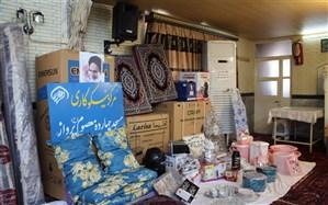 اهدای 27 سری جهیزیه به نوعروسان مددجوی کمیته امداد آذربایجان شرقی