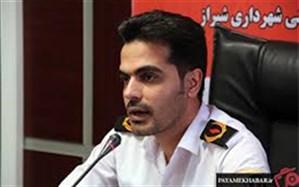 آمادهباش کامل پرسنل آتش نشانی شیراز در چهارشنبه آخر سال